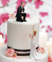 funny wedding toppers