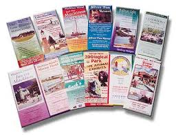 layouts for brochures