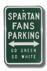 michigan state university colors