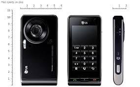 lg ku990 camera
