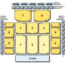 cardiff international arena seating plan