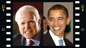 barack obama vs mccain