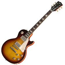gibson les paul faded tobacco