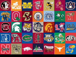 ncaa college football logos