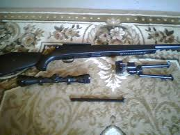 bolt action paintball rifle