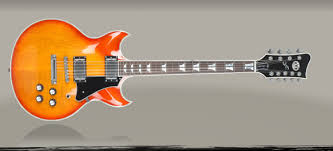 9 strings guitar