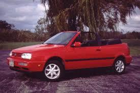 1995 vw cabrio