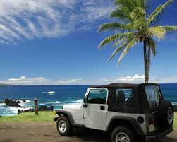 hawaiian car