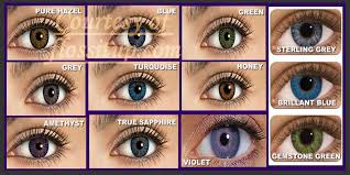 freshlook coloured contact lenses