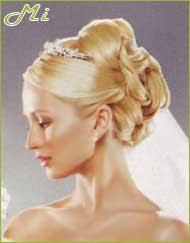 svadbene frizure