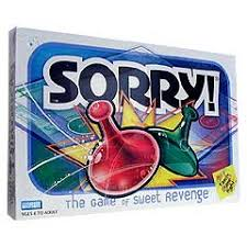 game of sorry