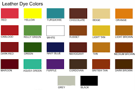 maroon color chart
