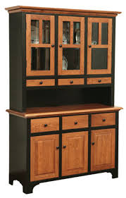 painted china cabinets
