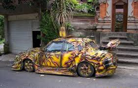 modified car gallery