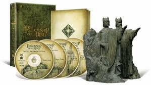 lord of the rings book ends