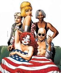 invisibles comic
