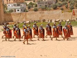 roman army helmets