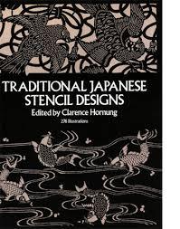japanese stencil art