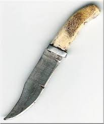 old bowie knife