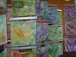 silk screen painting