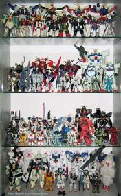 gundam collection