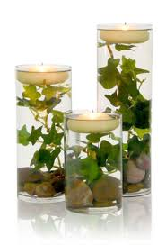 candle floater