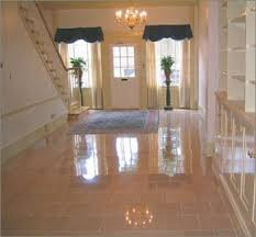 granite flooring