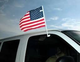 american car flags