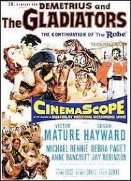 gladiators poster