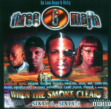 Three 6 Mafia - When The Smoke Clears Sixty 6, Sixty 1