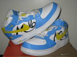 customized nike air force ones
