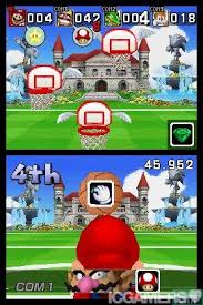 mario and sonic olympic ds
