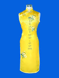 asian silk dresses