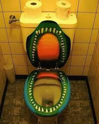 funny toilet posters