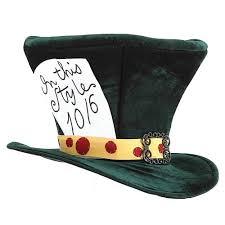 alice and wonderland mad hatter