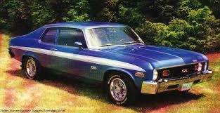 1973 chevy nova ss