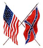 flags civil war