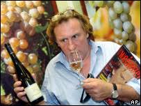 gerard depardieu wine