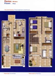 3 bedroom townhomes