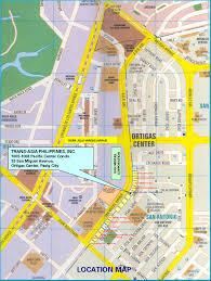 map of pasig city