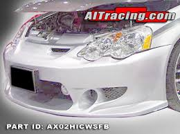 acura rsx bumpers
