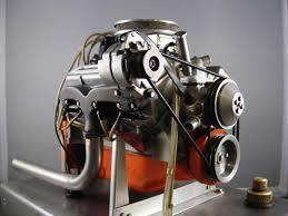 model a motor