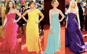 emmy award dresses