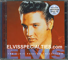 Elvis Presley - The Elvis Presley Collection: Love Songs (disc 2)
