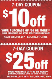 $10 off coupons