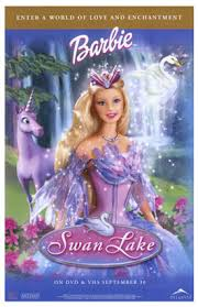 barbie swan lake movie