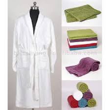 robe towel