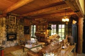 rustic interior decorating