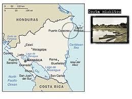 hidrografia de nicaragua