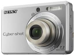 sony cameras cyber shot